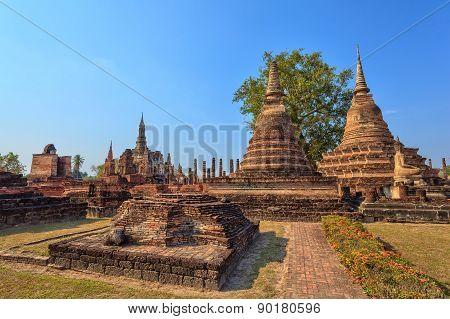 Sukothai Historical Park - Thailand