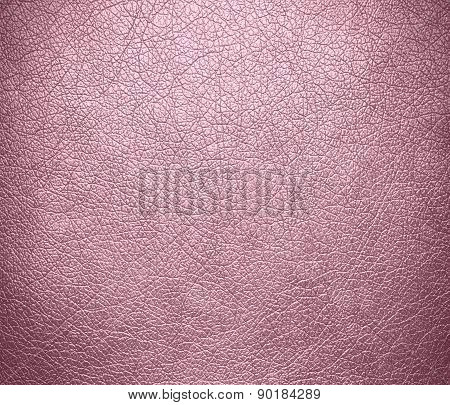 Cameo pink color leather texture background