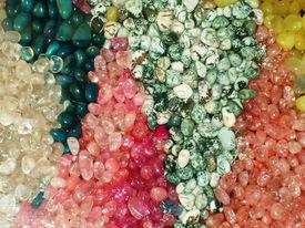 Pretty Colored Stones