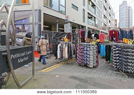 Petticoat Lane London