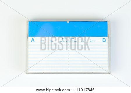 Box For Audio Cassette