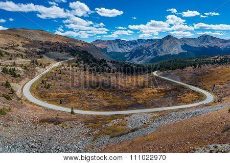 Cottonwood Pass Colorado