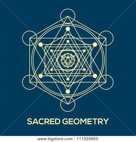 Sacred geometry. Hipster symbols and elements. Abstract Geometric Patterns with Hipster Style. Geome