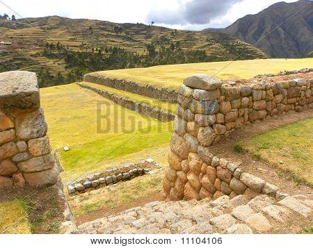 Chinchero , Cusco, Peru.