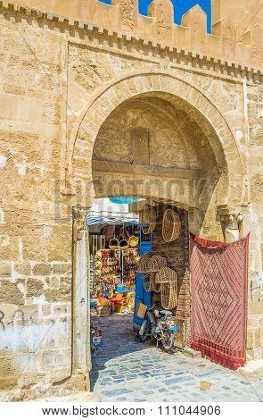 Arabic Market Of Sfax