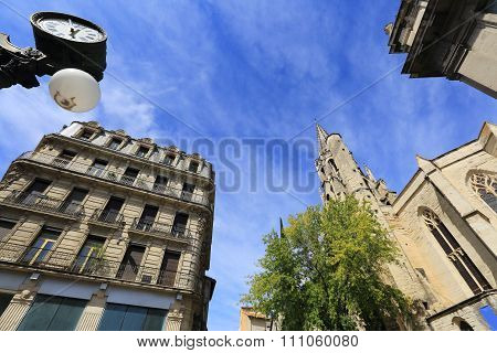 Avignon, Place Carnot