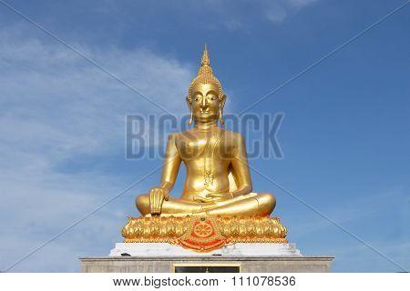Golden Budha Image