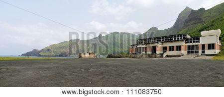 Brava's Abandoned Airport