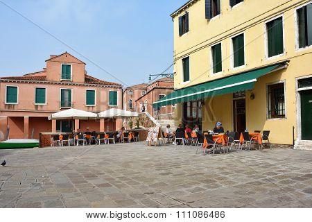 Venice, Street Scene