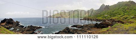 Fajan D'agua And Its Bay