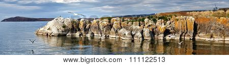 Baikal lake / Olkhon island