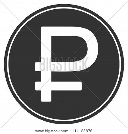 Rouble Coin Icon