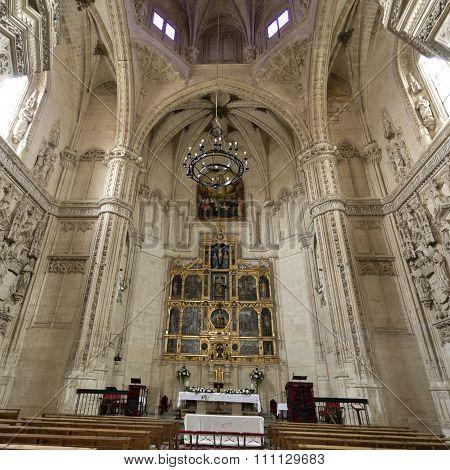 Monastery Of Saint John Of The Kings