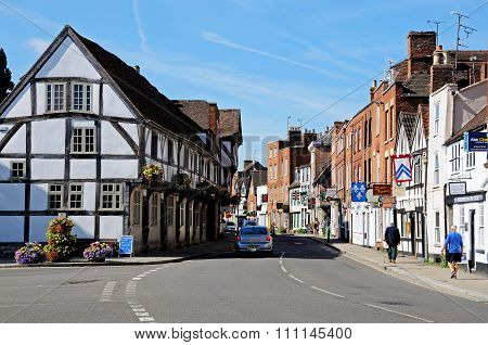 Church Street, Tewkesbury.