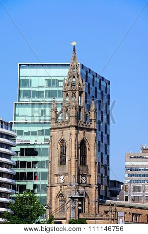 Liverpool Parish Church.