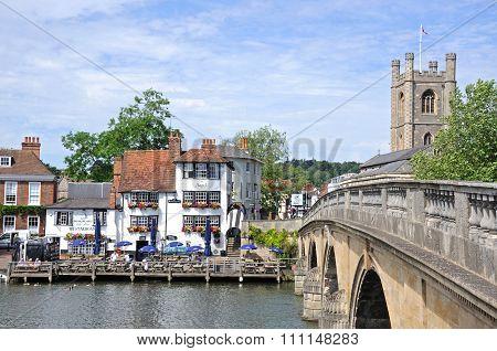 River Thames, Henley onThames.