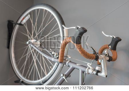 Bicycle Hand Brake And Shifter