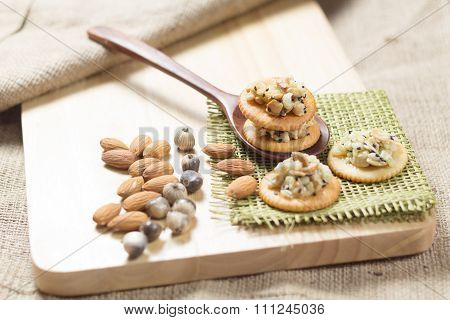 Healthy Food,cereal Cracker