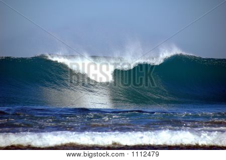 Perfect Empty Wave