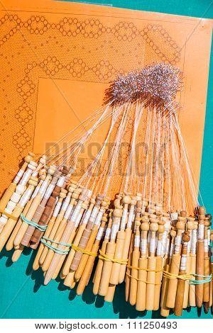 Traditional Bobbin Lace