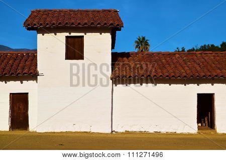 Spanish Style Presidio