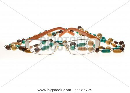 Glasses And Beads