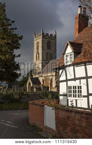 Welford on Avon, Warwickshire