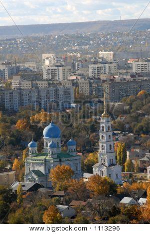 Autumn Saratov