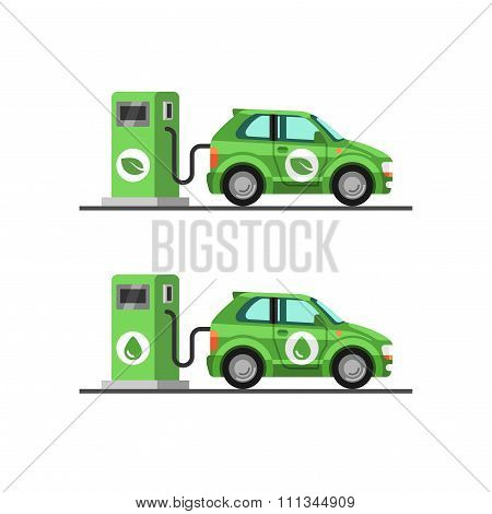 Biofuel Eco Fuel Petrol Station Green Energy Ecology Alternative Energy