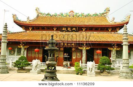 Ordinary Chinese Temple