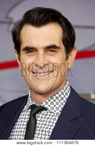 Ty Burrell at the Los Angeles premiere of