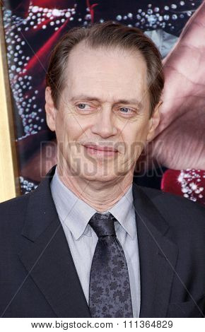 Steve Buscemi at the Los Angeles Premiere of