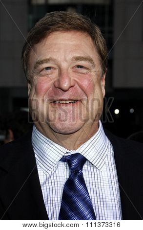 John Goodman at the Los Angeles premiere of