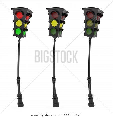 Elegant Traffic Lighting Equipment