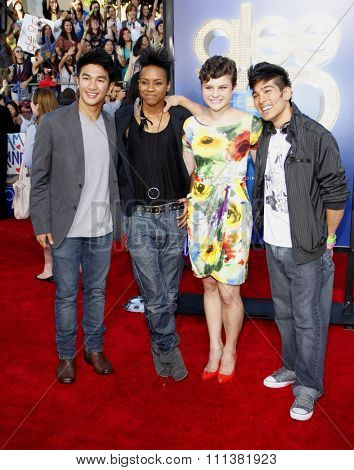 SYTYCD cast at the Los Angeles Premiere of