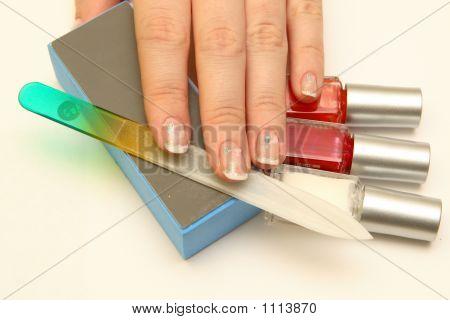 Manicure, Accessories To Manicure