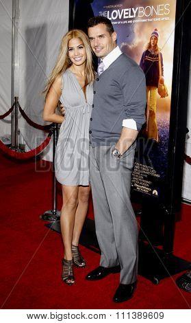 Antonio Sabato Jr. at the Los Angeles Premiere of