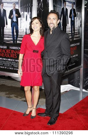 19/1/2010 - Hollywood - Enrico Ernesto at the Los Angeles Premiere of