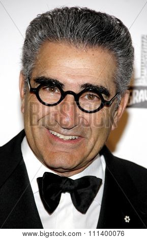 Eugene Levy at the 26th American Cinematheque Award Honoring Ben Stiller held at the Beverly Hilton Hotel in Los Angeles, California, United States on November 15, 2012.
