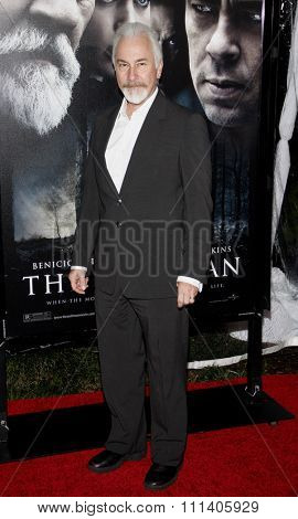 Rick Baker at the American Premiere of