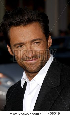 28/4/2009 - Hollywood - Hugh Jackman at the Los Angeles Premiere of