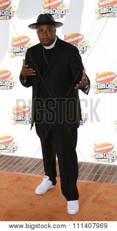 Reverend Run attends the Nickelodeon's 20th Annual Kids' Choice Awards held at the Pauley Pavilion - UCLA in Westwood, California on March 31, 2007.