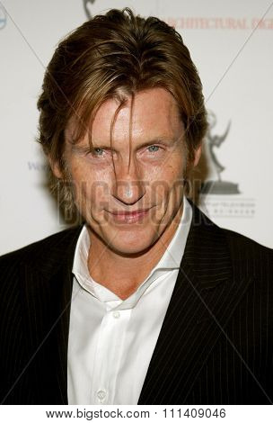 Denis Leary attends 59th Primetime Emmy Awards Performer Nominee Reception held at the Pacific Design Center in West Hollywood, California, United States on September 14, 2007.