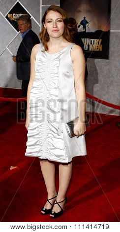 Kelly Macdonald attends the Los Angeles Premiere of