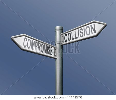 Road Sign Compromise