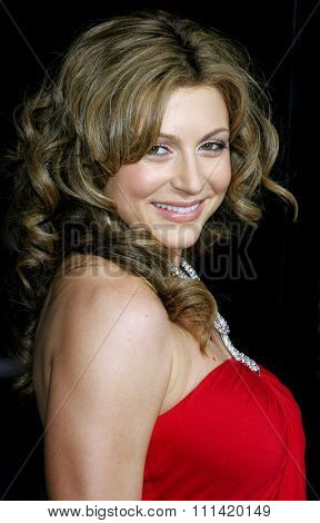 Cerina Vincent attends the Los Angeles Premiere of
