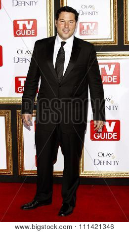 Greg Grundberg attends the 5th Annual TV Guide's Emmy Awards Afterparty held at the Les Deux in Hollywood, California, United States on September 16, 2007.
