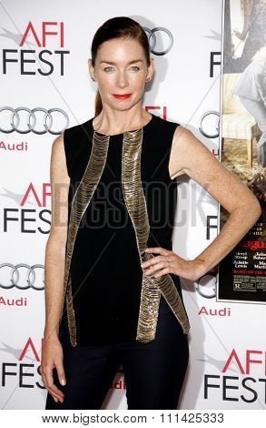 Julianne Nicholson at the AFI Fest 2013 screening of