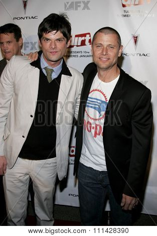 December 9, 2006. Grant Show attends the FX Premiere Screening of