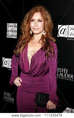 Tracey E. Bregman at the Los Angeles Gay & Lesbian Center Honors Rachel Zoe held at the Sunset Tower Hotel, California, United States on January 23, 2012.